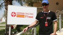 Bruno Senna (BRA), Hispania Racing F1 Team - Formula 1 World Championship, Rd 1, Bahrain Grand Prix, 10.03.2010, Sakhir, Bahrain