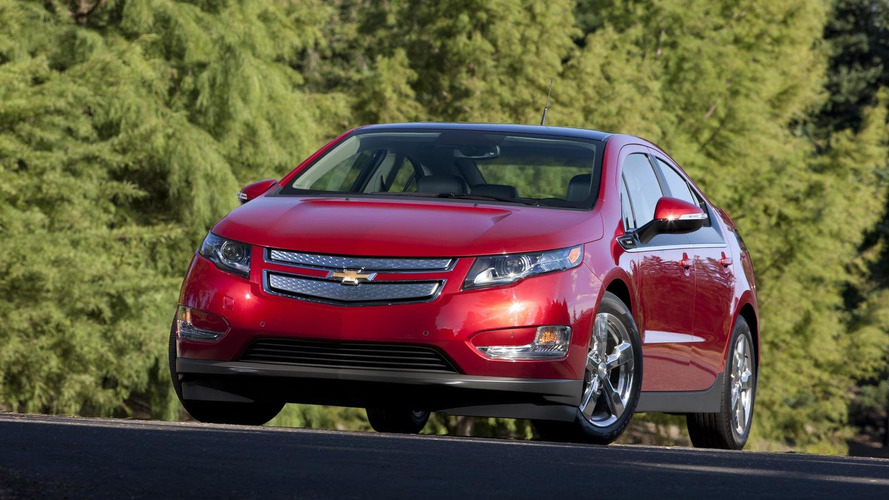 Chevrolet Volt comes under fire for setting on fire
