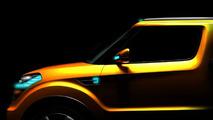 Kia Soul Concept teaser Detroit 2009