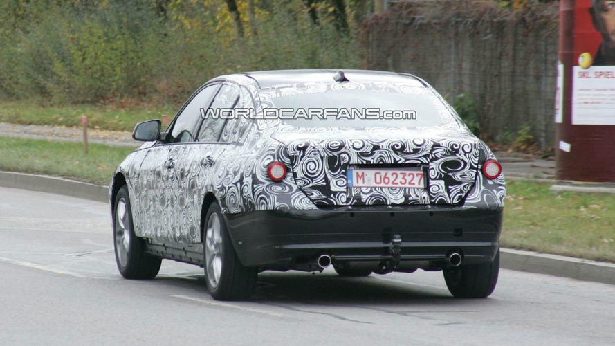 2012 BMW F30 3-Series Caught on Video for First Time