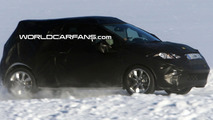 3Dr Citroen DS3 Spy Photo