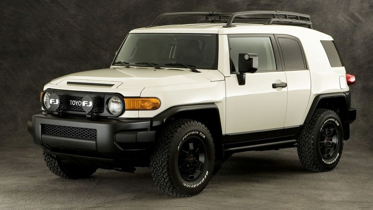2009 FJ Cruiser Special Edition at SEMA 2008