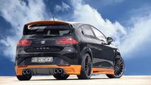JE Design SEAT Leon facelift