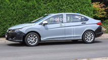 Honda Insight Test Mule Spy Shots