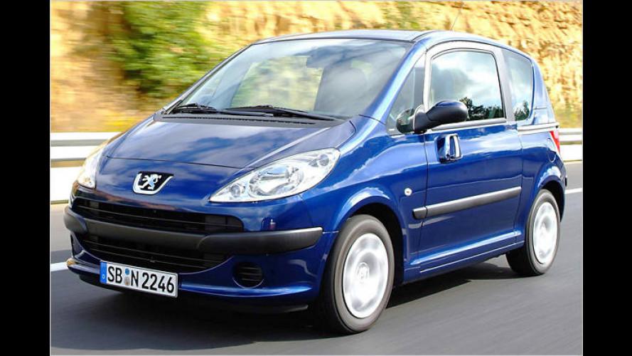 Mehr Übersichtlichkeit: Peugeot strafft Modellpalette für 1007