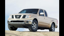 Der neue Nissan Frontier Pick-up