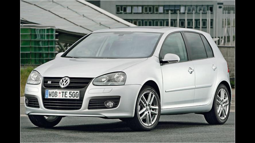 Zuwachs für Volkswagen-Programm: Der neue Golf GT Sport