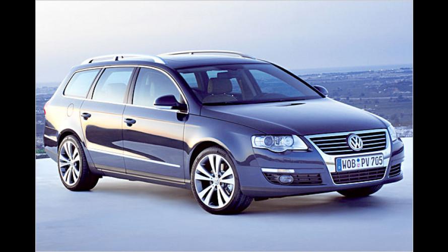 Der VW Passat bekommt neue TSI-Motoren mit mehr Leistung