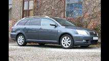 Test: Avensis Combi 2.2 D