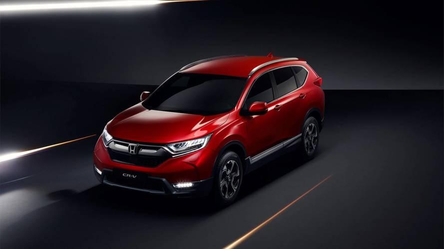 Le nouvel Honda CR-V débarque en Europe