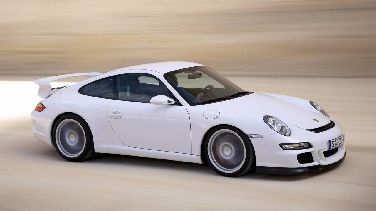 Porsche 911 GT3 (Type 997 Phase 1)