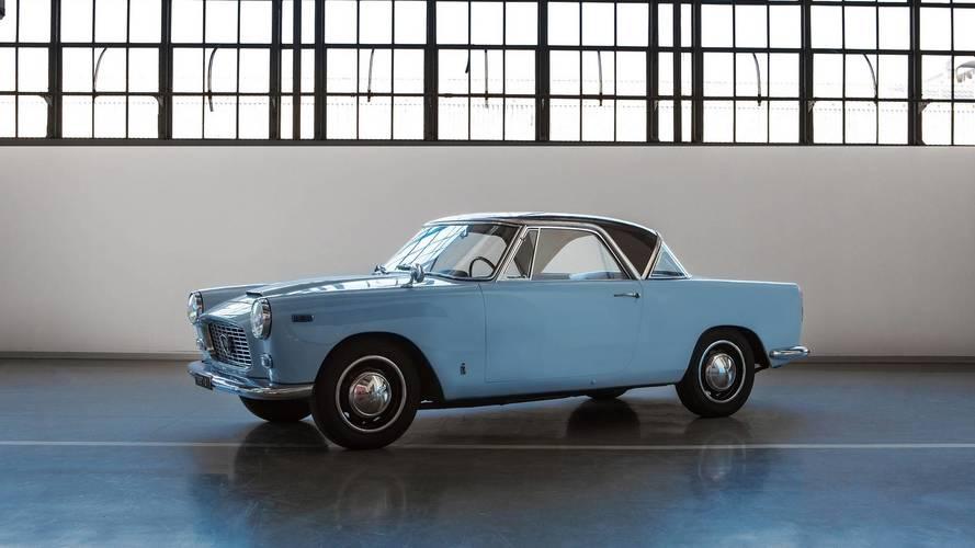 FCA Launches Factory Restoration Program For Classic Alfas, Fiats
