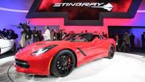 2013: Chevrolet Corvette Stingray