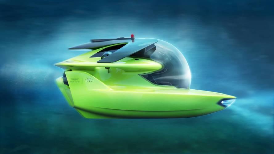Inside Aston Martin's special-edition luxury submarine