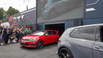 VW Golf GTI TCR Concept