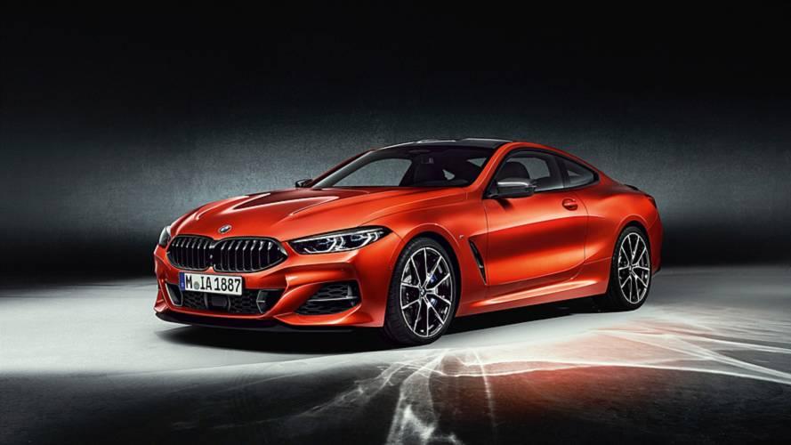 Okostelefonról is frissíthető lesz az új BMW 8-as Coupé