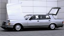 1981 Mercedes Auto 2000 konsepti
