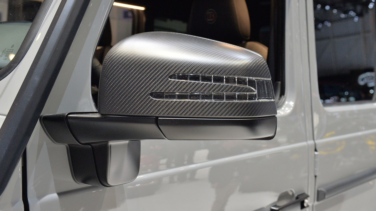 Brabus finds a way to make the Mercedes G500 4x4² more ...