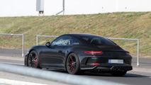 Porsche 911 Mystery Test Mule