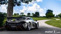El Tour McLaren pasa por Burdeos