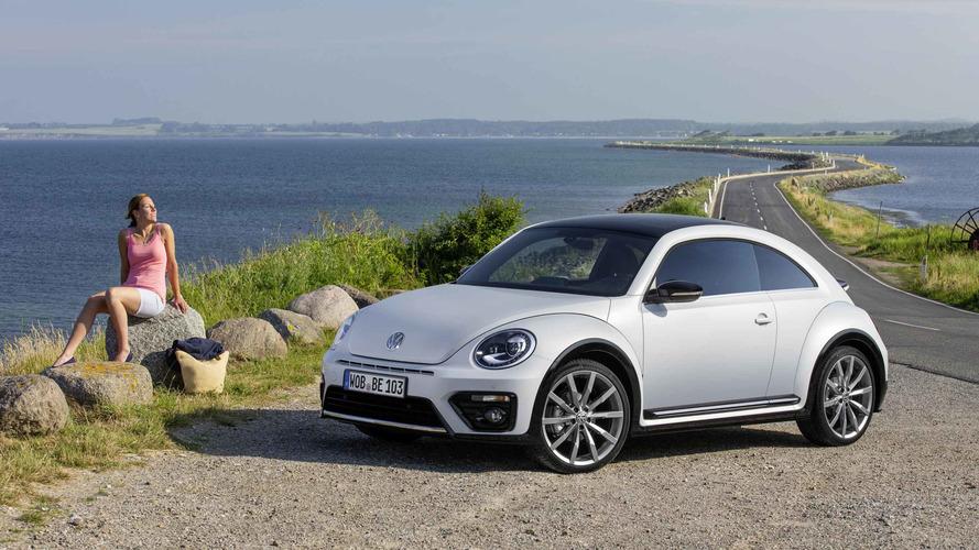 2017 Volkswagen Beetle Review