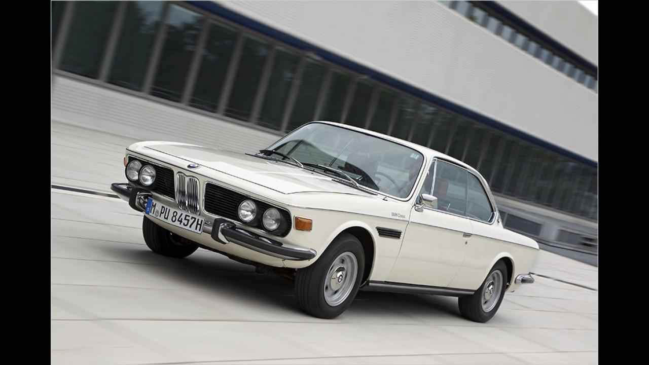 Platz sechs im Vergleich zu 2015: BMW 3,0 Csi
