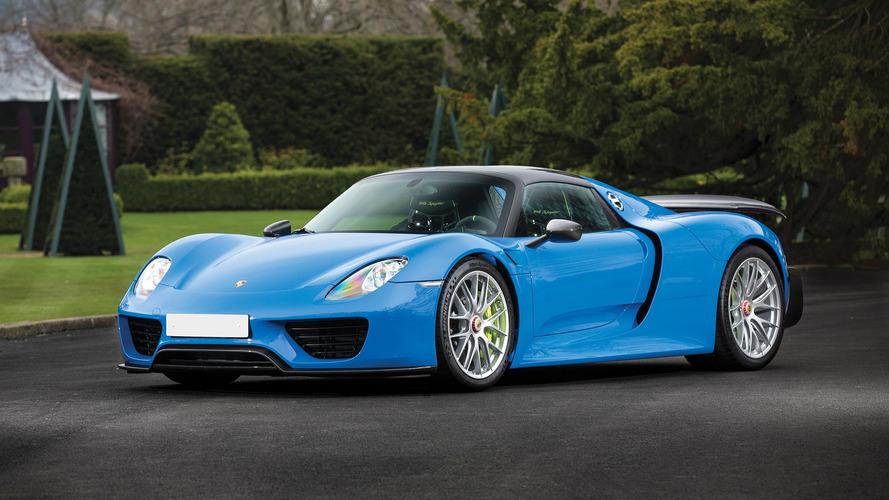 Vidéo - La Porsche 918 Spyder en cinq détails étonnants