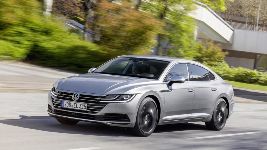 Hathengeres motort és shooting brake változatot is kaphat a VW Arteon