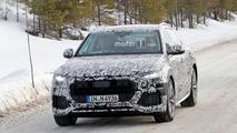Audi Q8 casus fotoğrafları