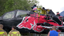 Red Bull Helicopter Crash