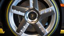 First Lamborghini Centenario Roadster
