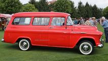 1957 Chevy Suburban