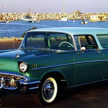 Chevrolet Bel Air Nomad