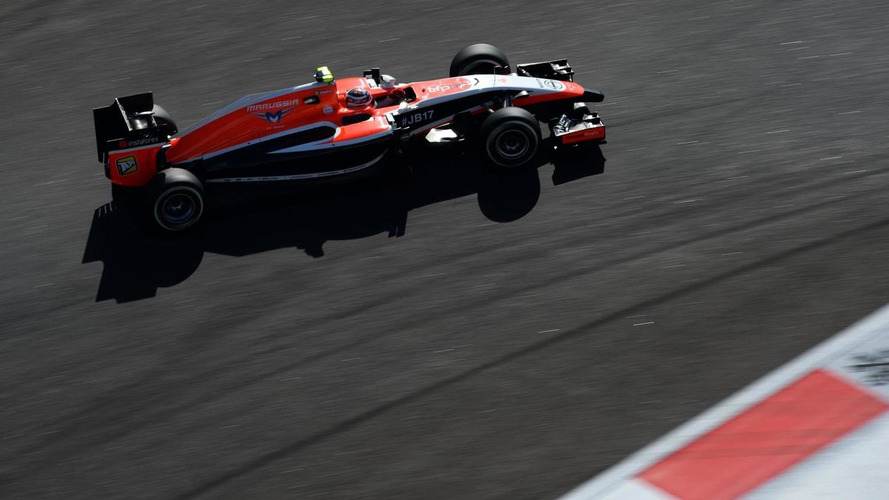 Manor to appear on 2015 entry list on Friday