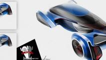 Alpine style n°2 concept for Granturismo 6