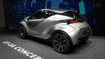 Lexus LF-SA concept at 2015 Geneva Motor Show