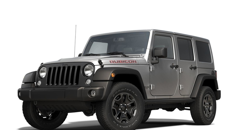 Jeep Wrangler Rubicon X Package launched in Europe