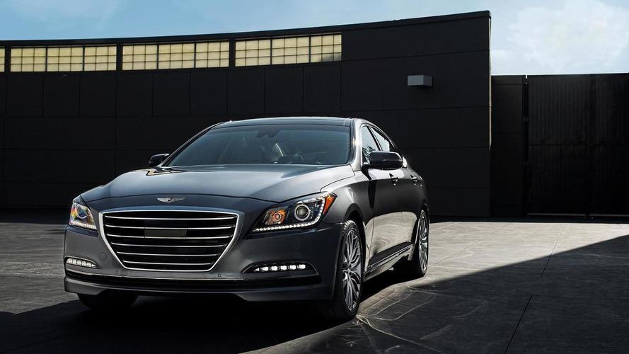 2015 Hyundai Genesis pricing announced (US)