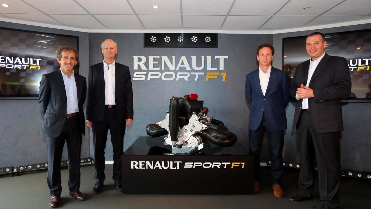Renault Energy F1 engine
