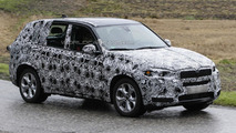 2014 BMW X5 spy photo 20.9.2012