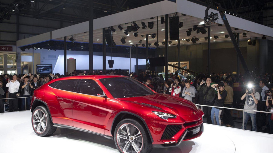 Lamborghini Urus to be assembled in Slovakia starting 2017 - report