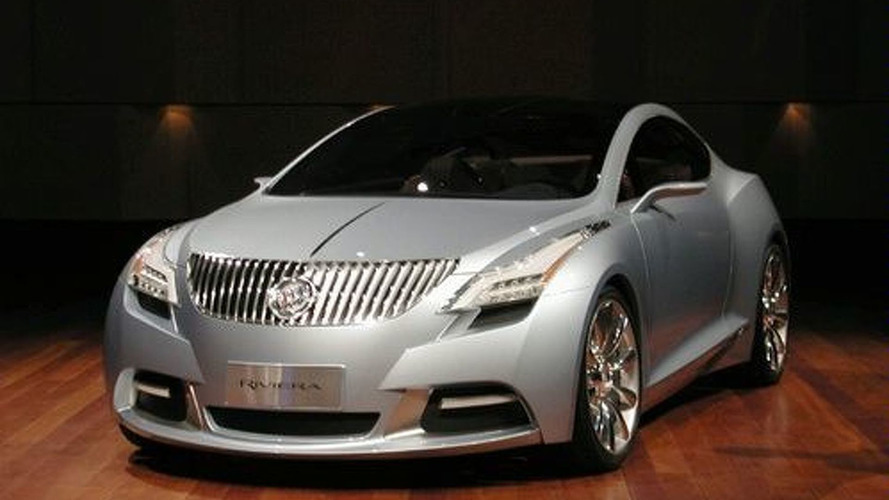 Buick Riviera Makes North American Debut in Detroit