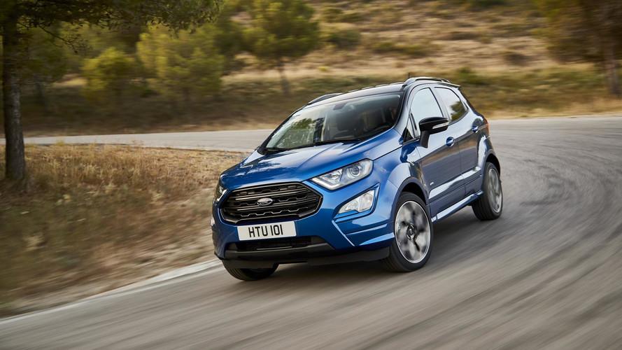 Tovább küzd az európai vásárlók kegyeiért a megújult Ford Ecosport