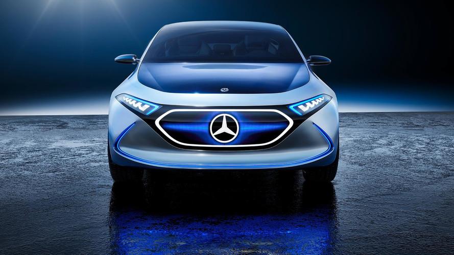 Mercedes, Fransa'da bir kompakt EV üretmek için düğmeye bastı