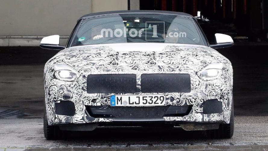 Cinco nuevos BMW que llegarán hasta 2018: información y fotos espía