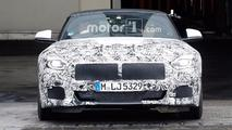 BMW Z4 Lights Spy Shots