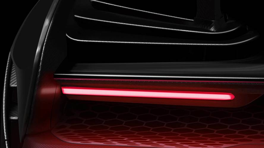 McLaren P15 teased, reveal set for December 10