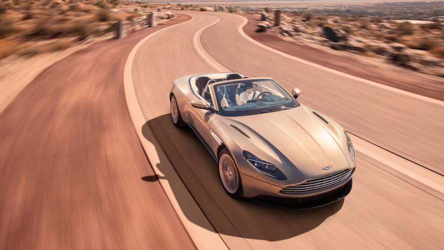 Aston Martin a vendu plus de 5000 voitures en 2017