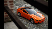 La Ford Mustang secondo Giugiaro
