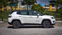 Comparativo Peugeot 3008 x Jeep Compass